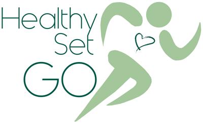 Healthy Set Go Λογότυπο