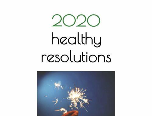 Αποφάσεις που πρέπει να πάρετε για ένα υγιές 2020